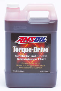 Amsoil Synthetic Lubricants ATF Proven Far Superior